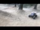 X-maxx backflip