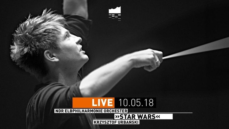 Elbphilharmonie LIVE | »Star Wars« »Die Planeten« von Holst mit dem NDR Elbphilharmonie Orchester