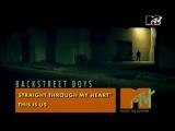 backstreet boys - straight through my heart mtv