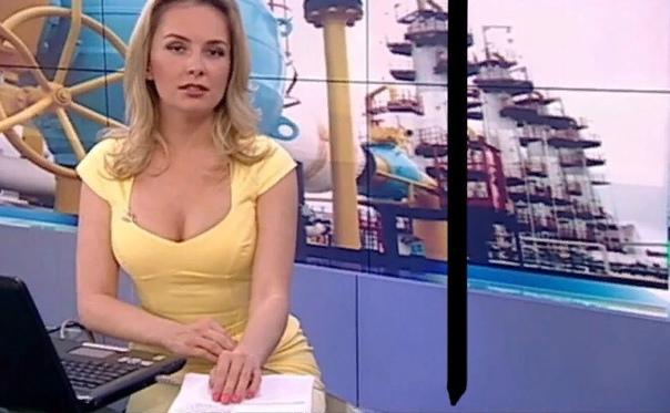 Руководство НТВ призвали к ответу за слишком глубокие декольте ведущих Казахстанская газета «Вечерний