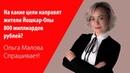 На какие цели направят жители Йошкар-Олы 800 миллиардов рублей?