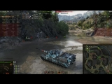 [Vspishka] AMX 50 Foch B - Трубы и Насилие Ультимативного Барабана!