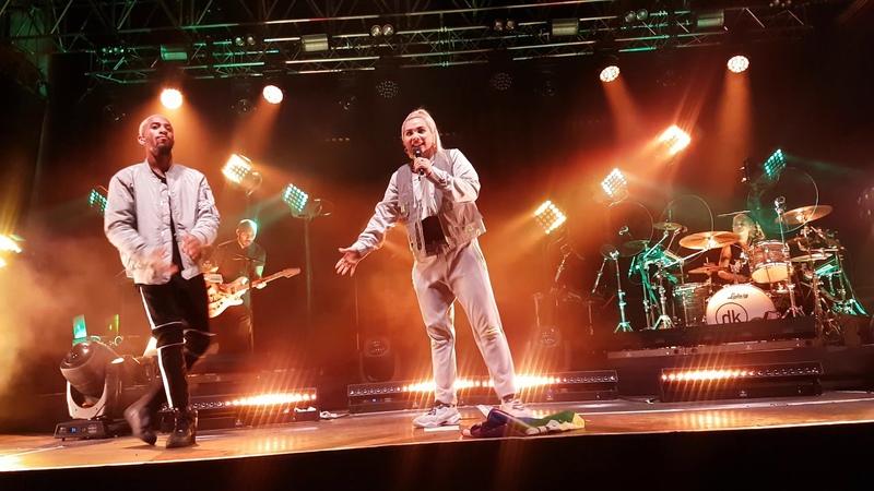 Hayley Kiyoko Gravel To Tempo Live Glasgow