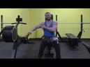 МАХИ В СТОРОНЫ С ГАНТЕЛЯМИ упражнения на плечи Тренировки в тренажерном зале