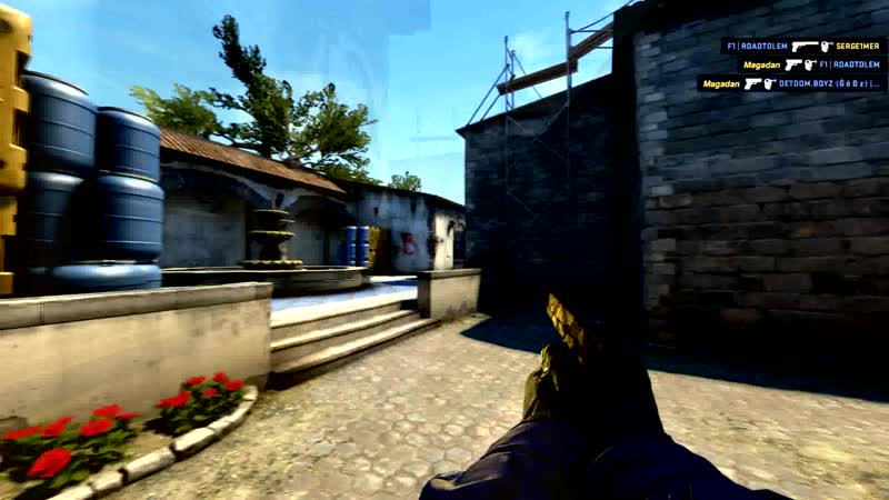 Magadan (Ace AWP/Glock Inferno)