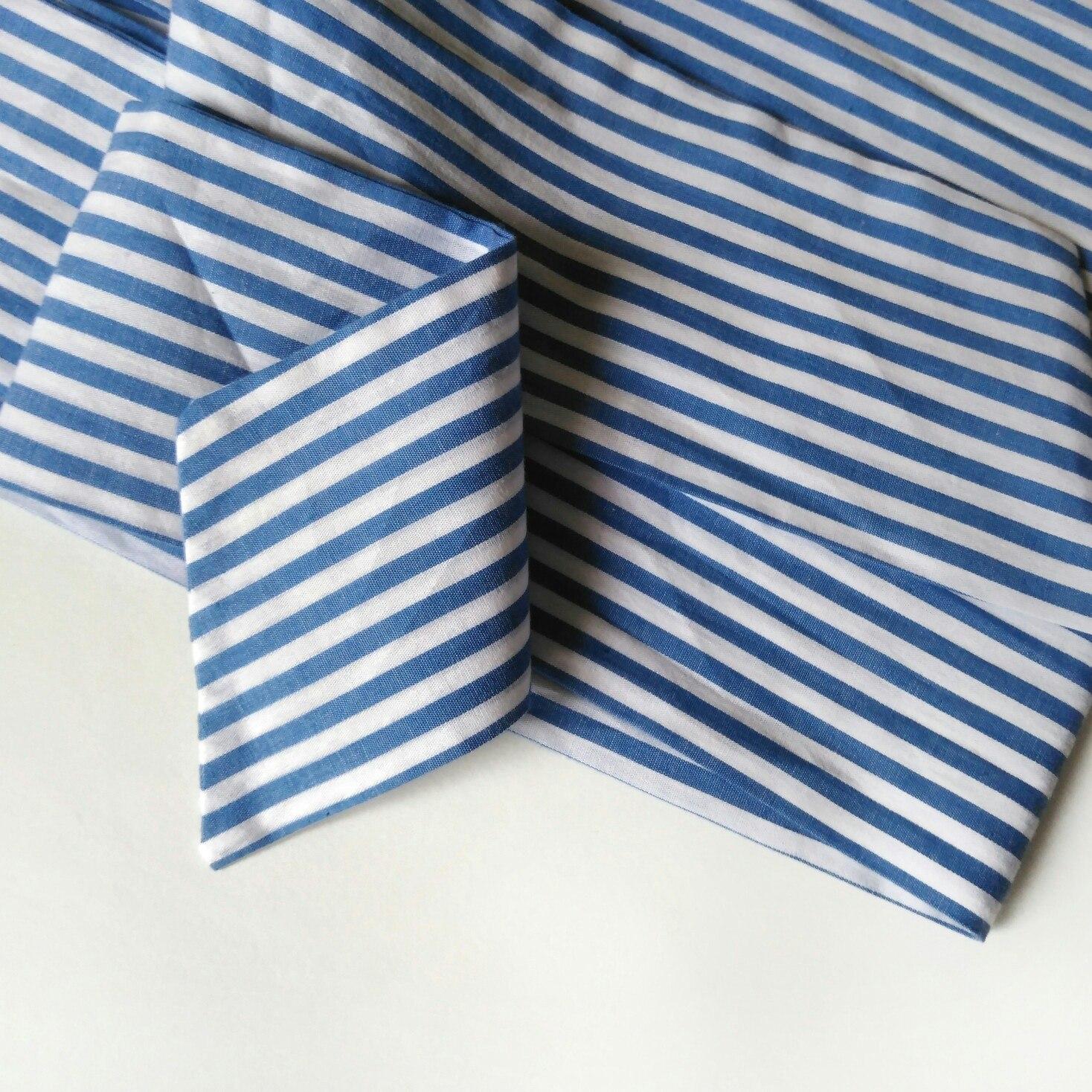 Платье-рубашка в полоску от бренда Sheinside