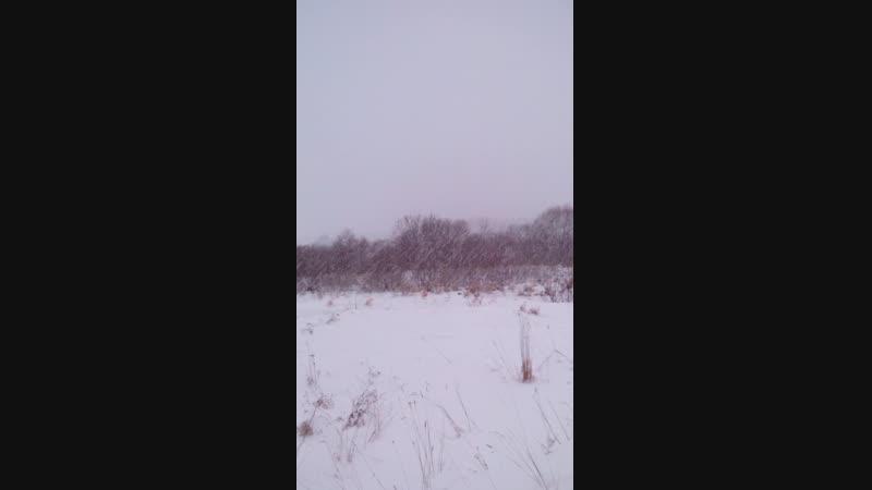 А снег кружит метёт летает 3gp
