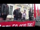 Выступление 1 го Секретаря ЦК РКРП тов Тюлькина Виктора Аркадьевича