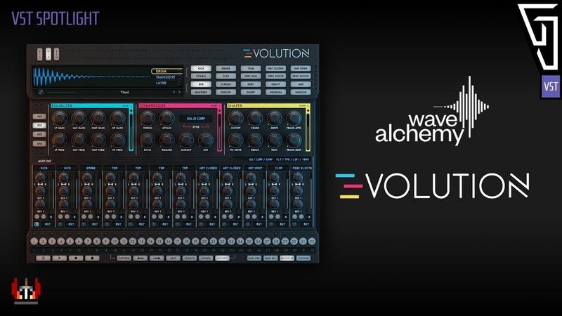 VST Spotlight - Wave Alchemy Evolution