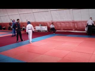Сучков (синий шлем) 2 бой