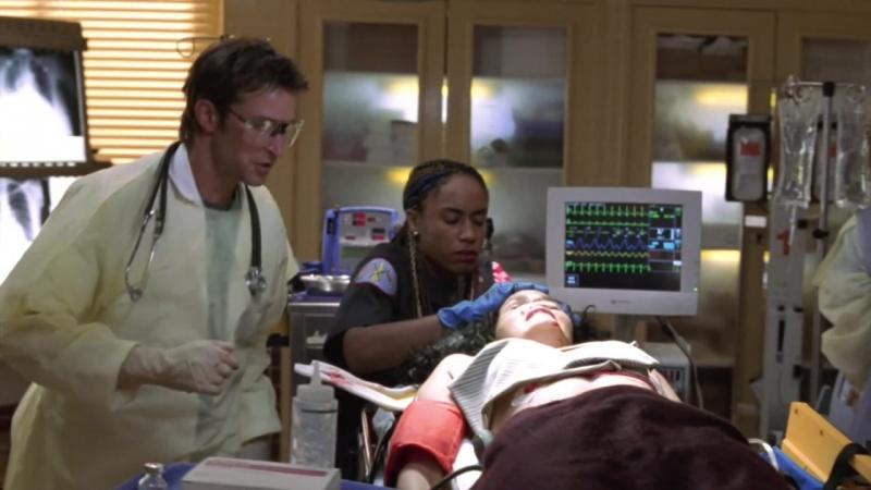 Скорая помощь ER 9 сезон 2 серия Снова мёртв Dead Again