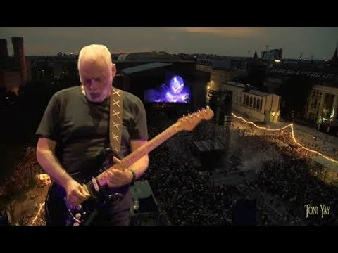 David Gilmour ❀ 5am ☆ Live at Wroclaw 2016 ☆