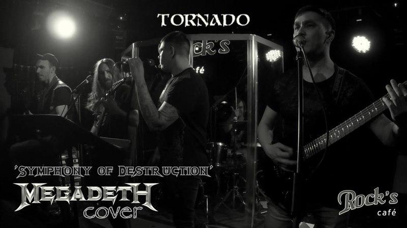 Tornado — «Symphony of Destruction» (●Megadeth Cover●)