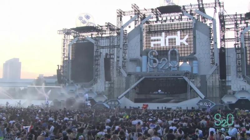 ALOK - S2O Festival Japan 2018
