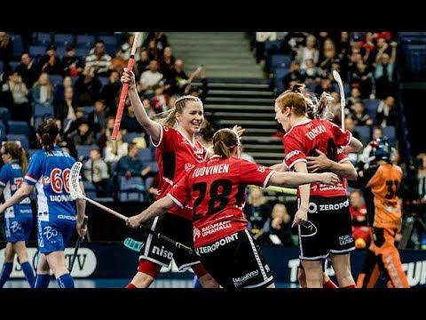 Maalikooste: naisten Superfinaali 2018 Classic–SB-Pro