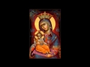 Честнейшую херувим Афонский напев ¦ The Virgin Maid Marie
