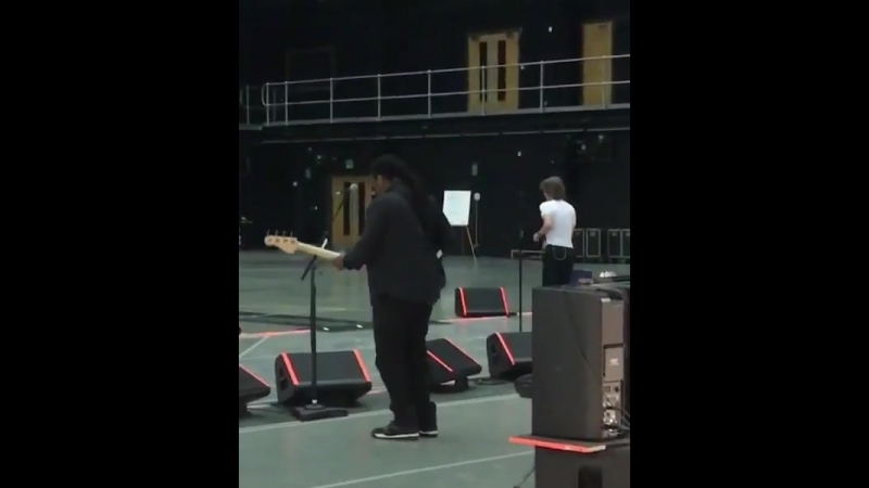 Rolling stones no filter tour 2018 rehersal