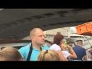 Прогулка на пароходе по Москве реке