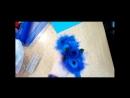 синий обод заказной