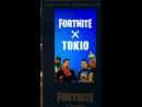 TOKIO dance (FORTNITE)
