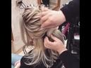 Текстурная прическа на волосы средней длины