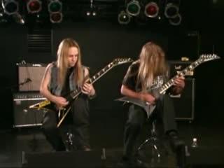 Антонио Вивальди - Времена года. Лето by Alexi Laiho from Children of Bodom