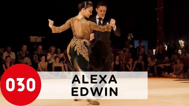 Alexa Yepes and Edwin Espinosa – El olivo