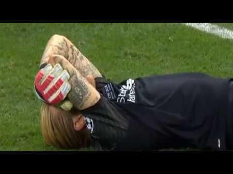 GOL DO BALE NUM FRANGAÇO DE KARIUS - Real Madrid 3 x 1 Liverpool