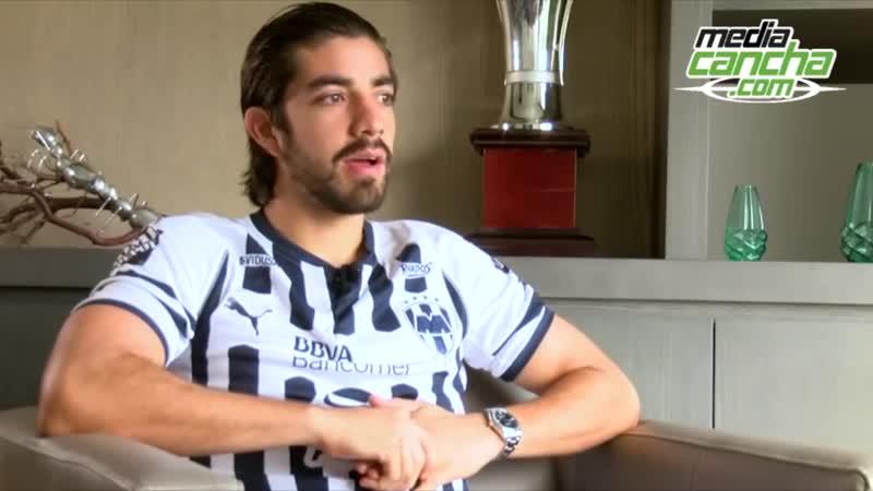 Pizarro estaría en duda con Monterrey para enfrentar a Toluca