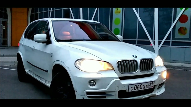 BMW X5 Hamann. И мысли на его счёт...