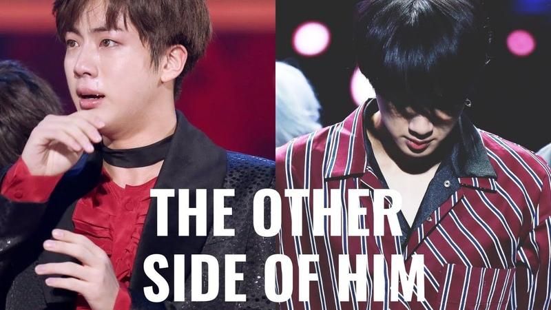 « Why 김석진 Kim Seokjin doesnt show his emotions » JinsBirthdayVideoTrailer