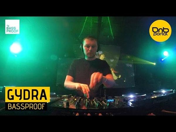Gydra - Bassproof [DnBPortal.com]