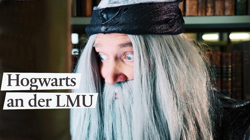 5 Gründe, warum die LMU ein bisschen wie Hogwarts ist