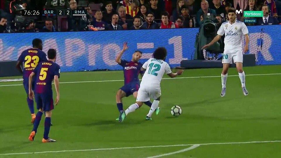 """Kazemiro: """"Hakam Marseloni yiqitishgani uchun penalti bermadi"""""""