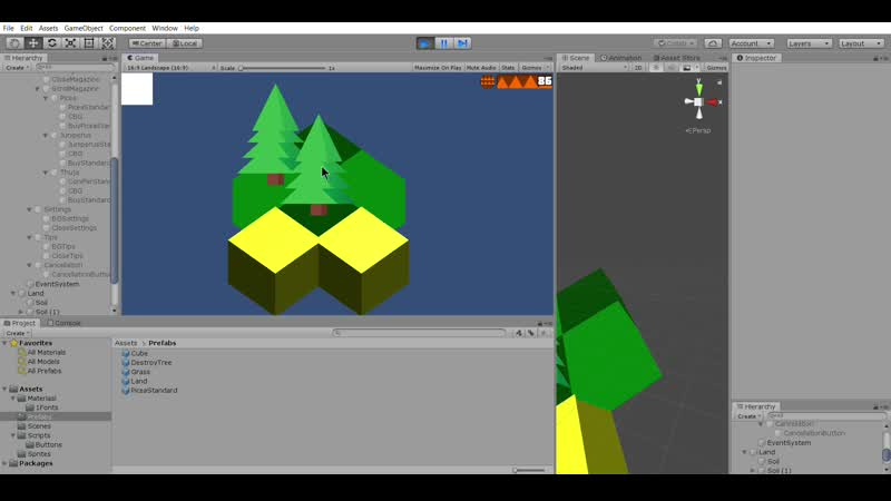 Unity 2018.3.9f1 Personal - main.unity - Cone - iPhone, iPod Touch and iPad_ _DX11_ 20.04.2019 17_20_47