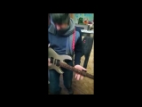 Dillinger Escape Plan - Sugar Coated Sour (cover by Kirill Ermakov of Deformation)