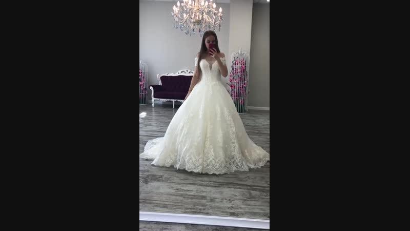Свадебное платье коллекции 2019 года! Лучшие тренды! 💖 Доставка в любой город » Freewka.com - Смотреть онлайн в хорощем качестве