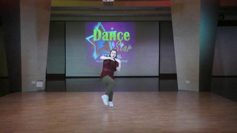 Анастасия Щацкая - Dance Star Festival - 14. 31 марта 2018г.