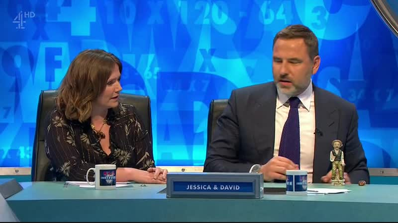 8 out of 10 Cats does Countdown S11E03 (08.10.2016)
