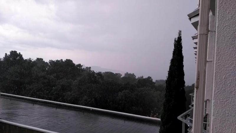 Долгожданный дождик
