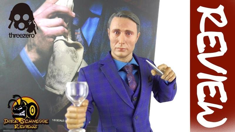 ✤Threezero✤ HANNIBAL│ Dr. Hannibal Lecter Review [ENGLISH/ENGLISCH]