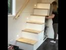 Используем лестницу по максимум!