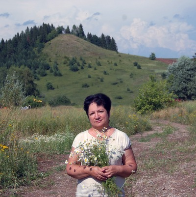 Людмила Стерхова