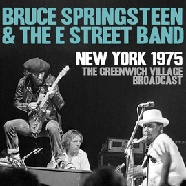 Bruce Springsteen альбом New York 1975 (Live)