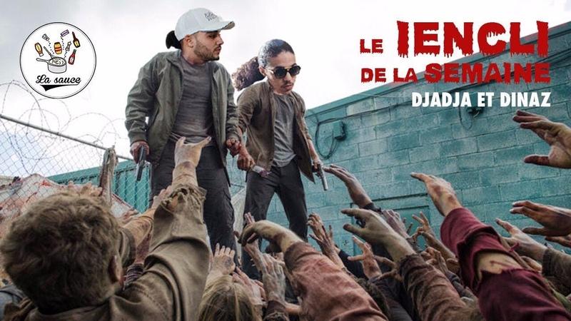DJADJA DINAZ - LE IENCLI DE LA SEMAINE - LaSauce sur OKLM Radio 12/10/18 {OKLM TV}