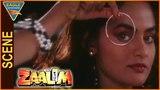Zaalim Hindi Movie || Madhoobala Watching Akshay kumar Boxing Practise || Eagle Hindi Movies