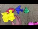 Играем с Детьми в Песочницу