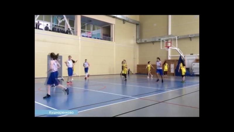 День за днем. Женская команда района по волейболу - лучшая в республике