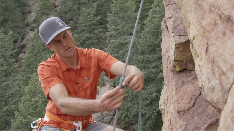 How To Tie The Auto-Block, Prusik And Klemheist Friction Hitches