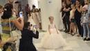 Лиза на модном показе Zhelanova.dress в ЦДМ на Лубянке 02.09.2018
